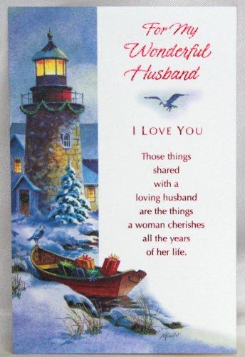Christmas Wonderful Husband I American Greertings product image