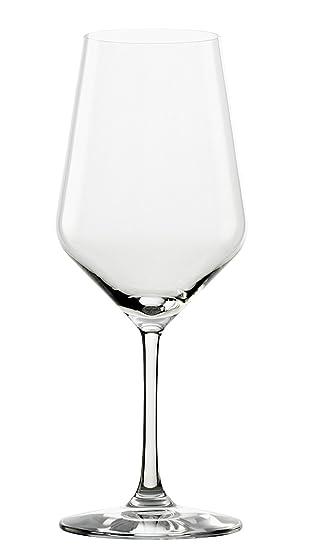 Copas para vino tinto Revolution de Stölzle Lausitz, de 490 ml, juego de 6