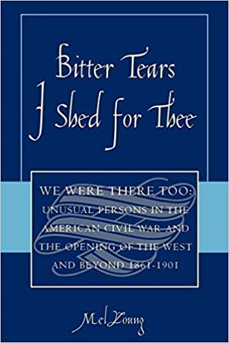 Book Bitter Tears I Shed for Thee: We Were There Too by Mel Young (2006-03-01)