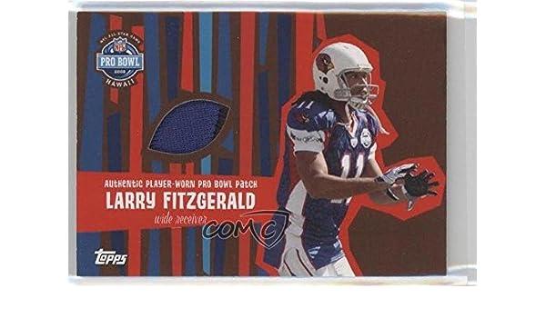 Amazon com: Larry Fitzgerald #49/99 (Football Card) 2008