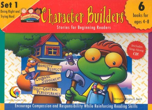 Character Builders, Set 1: Doing Right and Trying Hard
