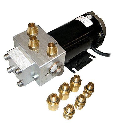 Simrad Hydraulic Pump, RPU-80US 12V, 4.9-15 ci