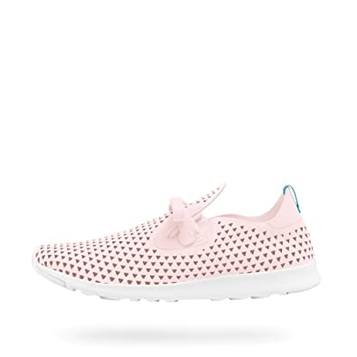 native Shoes Unisex Apollo XL Milk Pink/Shell White/Shell Rubber/Triangle  11.5