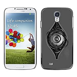 Be Good Phone Accessory // Dura Cáscara cubierta Protectora Caso Carcasa Funda de Protección para Samsung Galaxy S4 I9500 // Robot Eye
