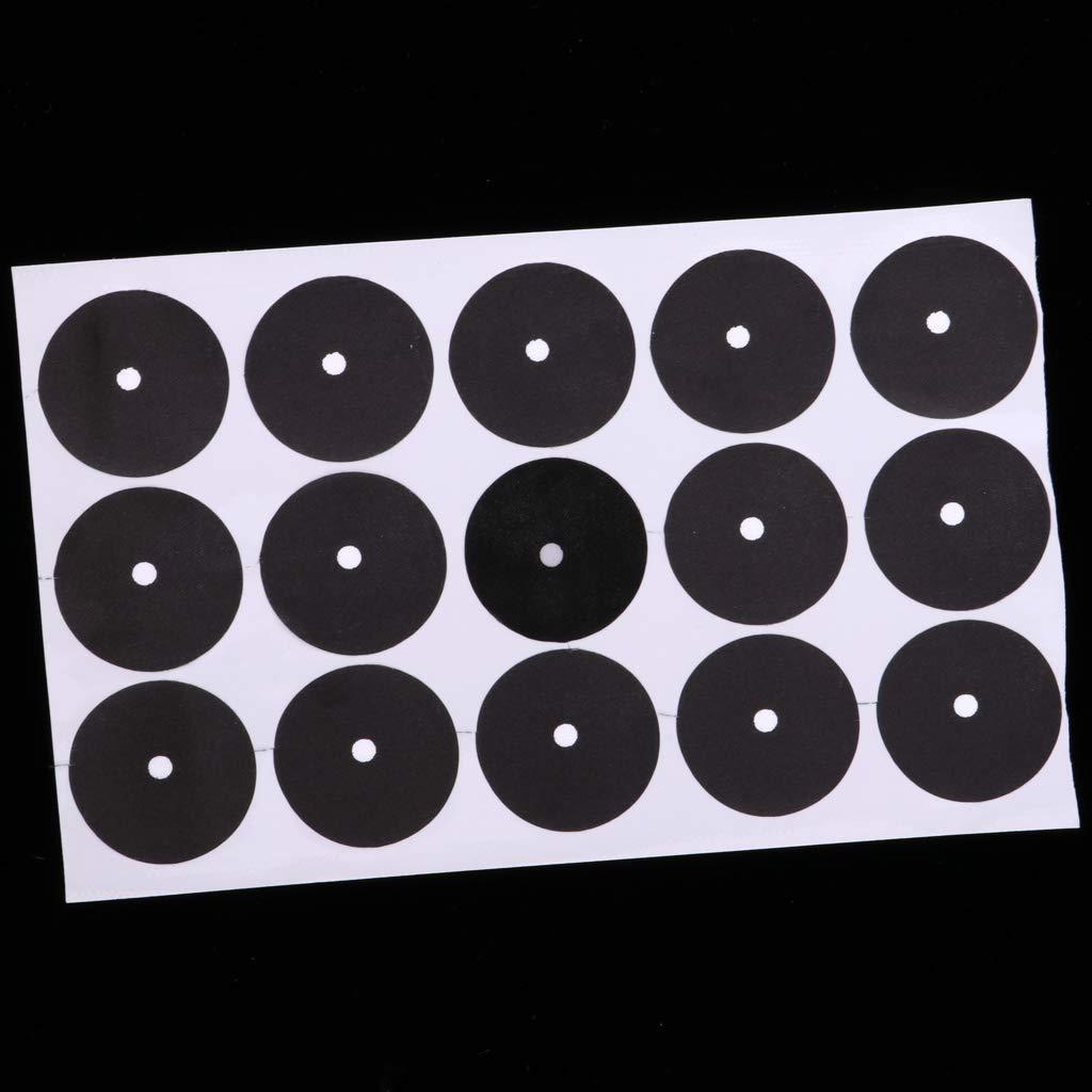 100 Snooker Billard Kugel Punkt Aufkleber Tisch Spots Sticker Billardzubehör