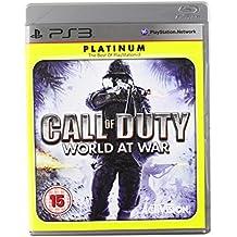 Call of Duty World At War Sony Playstation 3 PS3 Game UK PAL