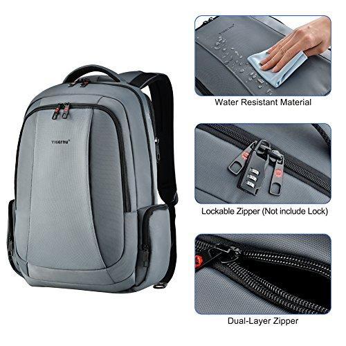 Tigernu Business Laptop Backpack Slim Anti Theft Travel