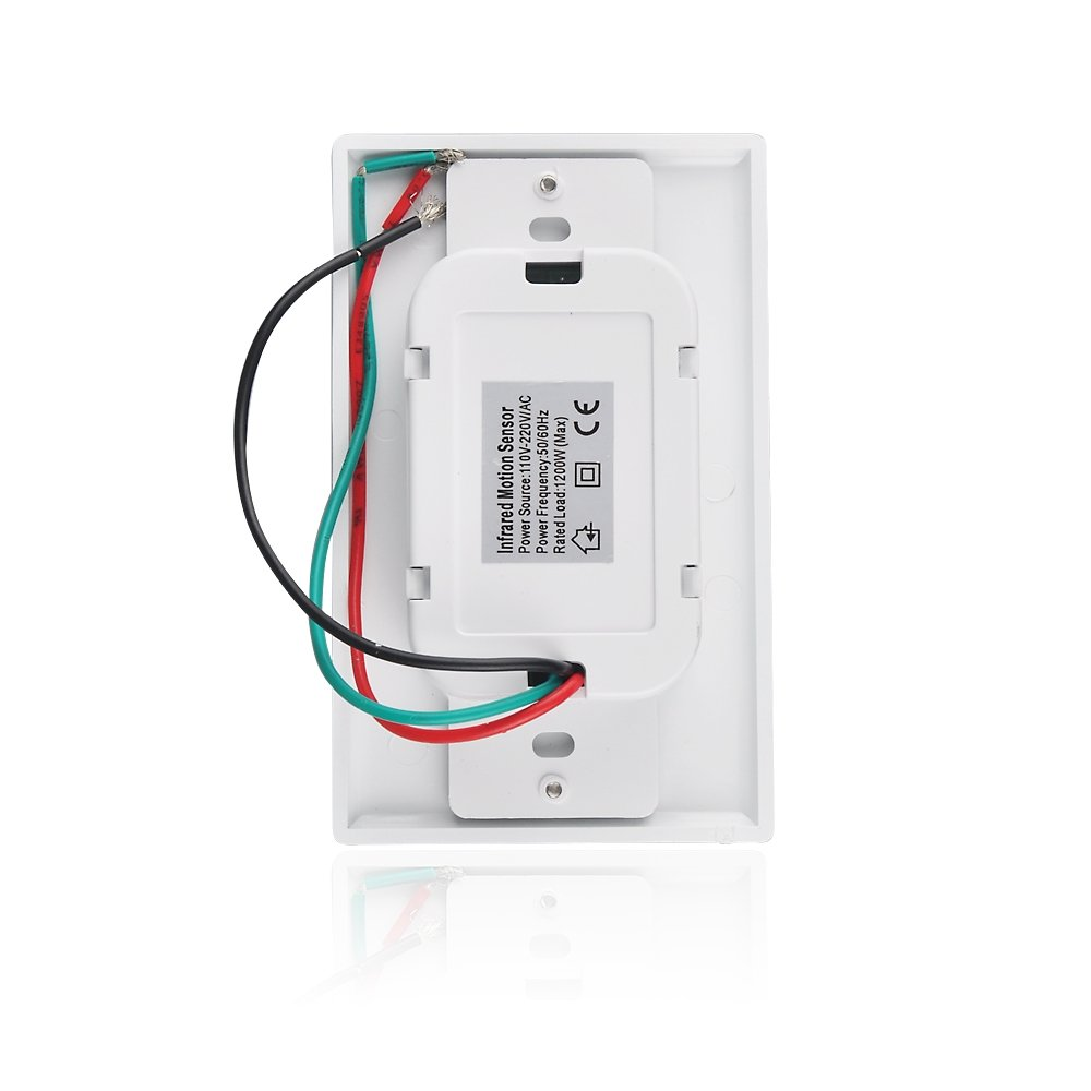 Sensky BS033C Motion Sensor Light Switch, Occupancy Sensor Switch ...