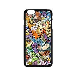 Pokemon unique cartoon design fashion Cell Phone Case for Iphone 6