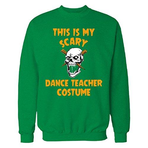 This Is My Scary Dance Teacher Costume Halloween Gift - Sweatshirt Irish_green L - Irish Dance Halloween Costume