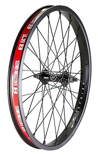 Eastern Bikes BMX Wheel Front Throttle, Matte Black ()