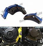 #8: waase For YAMAHA MT-09 MT09 MT 09 2014-2017 Engine Guard Case Slider Cover Protector FJ-09 MT09 Tracer 900 XSR900 2016 2017 (Blue)