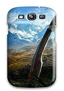 Best 6759549K44379219 Snap On Hard Case Cover Far Cry 4 Himalayas Protector For Galaxy S3