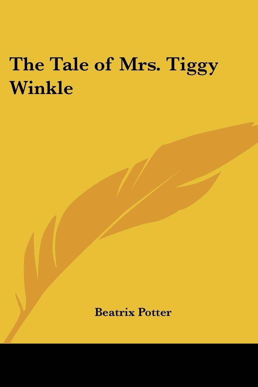 The Tale of Mrs. Tiggy Winkle ebook