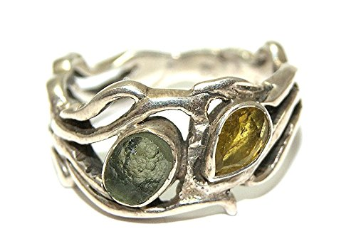 Solid Tourmaline Ring - 8