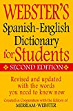 img - for Webster's Spanish-English Dictionary for Students, Second Edition (English and Spanish Edition) book / textbook / text book