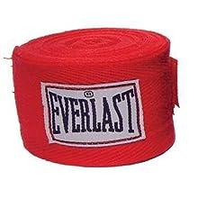 Everlast Hand Wraps (Red)