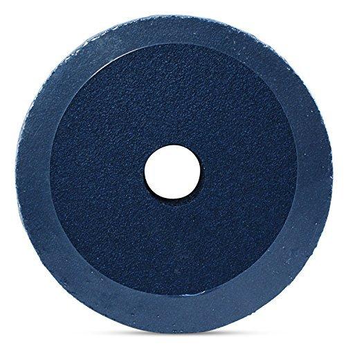 """50 Pack 7/"""" Black Hawk 60 Grit A//O Resin Fiber Disc Grinding /& Sanding Discs"""