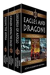 Eagles and Dragons Legionary Box Set: Books 0 - I - II