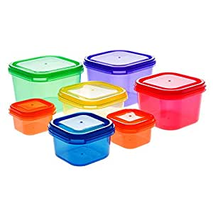 Beachbody Portion Control 7 Piece Container Kit