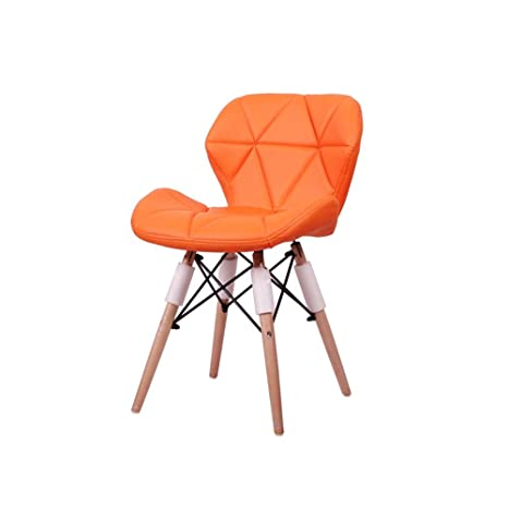 Amazon.com: KXBYMX Silla de ocio simple y creativa, silla de ...