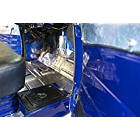 HushMat 629022 Sound and Thermal Insulation Kit (GM Silverado Prior 1973 Crew Cab - Firewall)