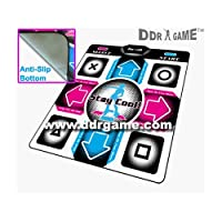 Dance Dance Revolution DDR juego antideslizante PS1 /PS2 dance Pad