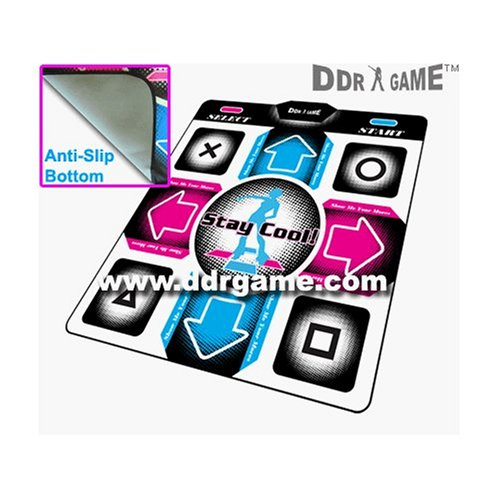 (Dance Dance Revolution DDRgame non-slip PS1 / PS2 dance Pad)