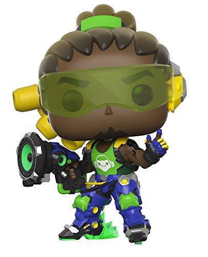 Funko POP Games: Overwatch Lucio Toy Figures