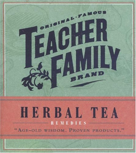 Herbal Tea Rememdies (Original Famous Teacher's Brand)