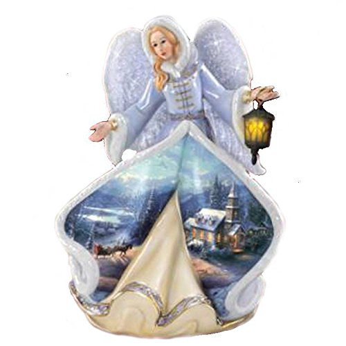 Thomas Kinkade Angel of Glory Figurine