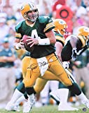 Brett Favre Signed Autographed Green Bay Packers 16x20 Photo with Official Favre COA