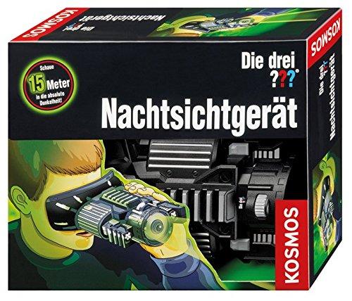 KOSMOS 63134 - juguetes de rol para niños (8 año(s), Niño, Gris, Color blanco, AA, 305 mm, 252 mm) 631345 Lernen Spiele für Drinnen