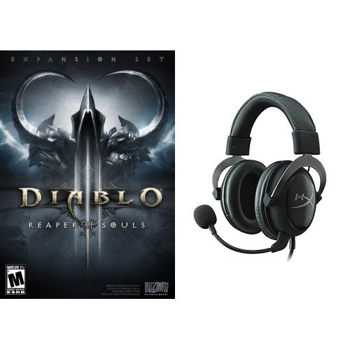Diablo III: Reaper of Souls - PC/Mac and Headset Bundle (Diablo 3 And Reaper Of Souls Bundle)