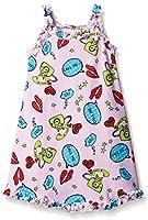 Sara's Prints Big Girls' Ruffle Tank Nightgown