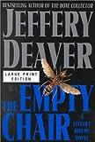 The Empty Chair, Jeffery Deaver, 0743204247