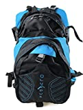 Olympus Outdoors Multi-Purpose Back Pack (Blue on Black) For Sale