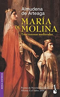 María de Molina par Arteaga