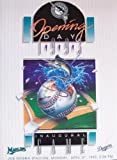 Florida Marlins Opening Day 1993 - Inaugural Game - Official Program - Marlins Magazine Opening Day