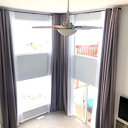 Attirant Ikiriska Blackout Extra Long Curtains For 2 Story Living Rooms, Wide  Insulated Drapes. 14