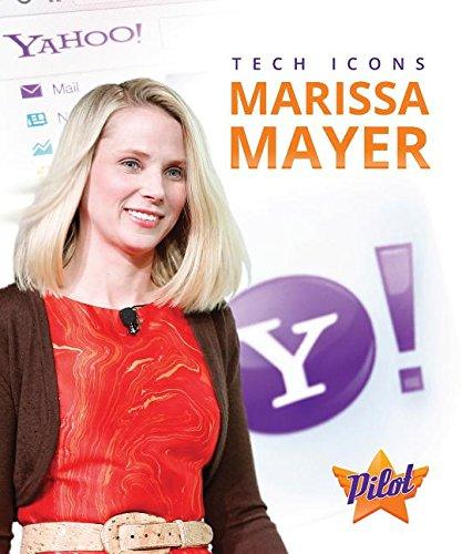 Marissa Mayer (Tech Icons)