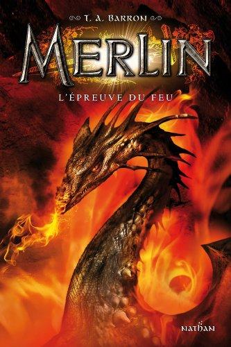 Merlin n° 3 L'épreuve du feu