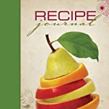 Recipe Journal - Fruit, Delicious Stationery, 1415319502