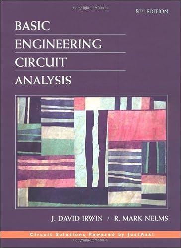 Basic engineering circuit analysis j david irwin r mark nelms basic engineering circuit analysis j david irwin r mark nelms 9780471487289 amazon books fandeluxe Image collections