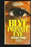 Blye, Private Eye, Nicholas Pileggi, 0671631179