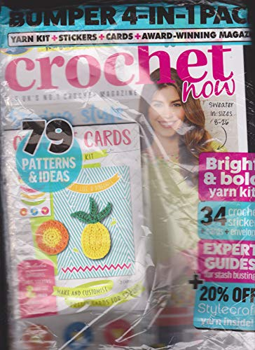Crochet Now Magazine Issue 39 2019