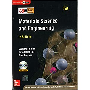 Material Science and Engineering (In Si Units) (SIE)