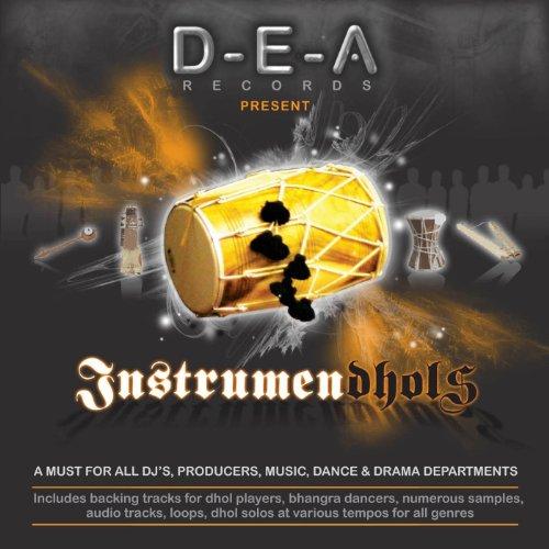 Instrumen-dhols, Audio Tracks & Smashing Bhangra Rhythm Loops for Dj