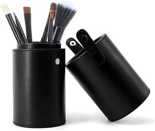 Groupcow - Estuche para brochas de Maquillaje (Piel vacía, Organizador de cosméticos): Amazon.es: Jardín