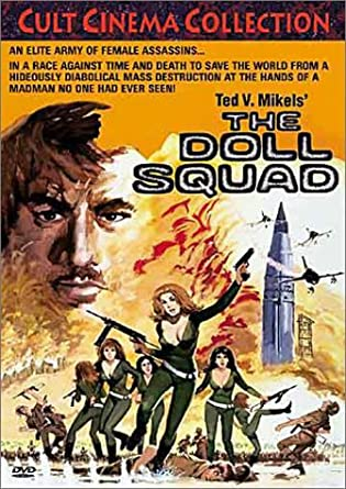 Doll Squad DVD 1973 Region 1 US Import NTSC: Amazon.co.uk: DVD & Blu-ray